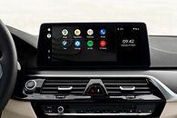 Android Auto ma problem z WhatsAppem i Messengerem? Brak ikon może być błędem - Android Auto w BMW
