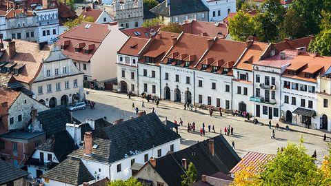 Kazimierz Dolny dzięki T-Mobile chce być pierwszym w Polsce inteligentnym miastem