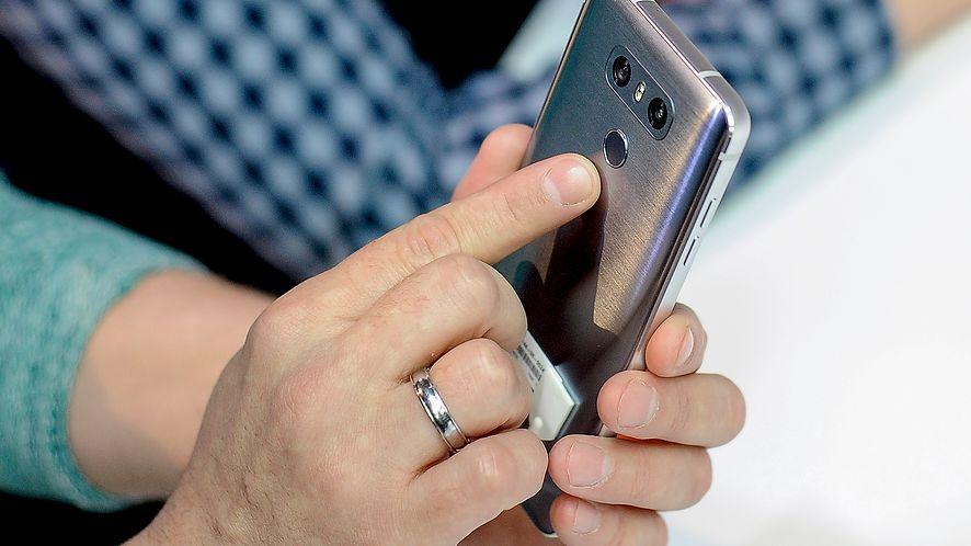 Masz smartfon LG? Pobierz aktualizację, fot. Getty Images