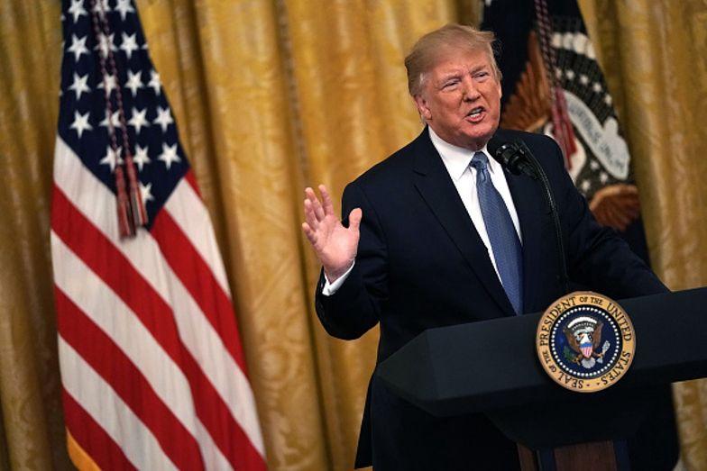 Donald Trump żąda zwolnienia dziennikarki Fox News. Znamy powód