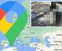 Nietypowe odkrycie na Google Maps. Jak on się tam znalazł?