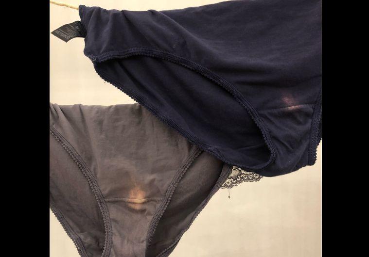 Takie plamy na majtkach są zupełnie normalne. Lekarz wyjaśnia