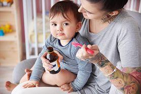 Postępowanie przy gorączce dziecka