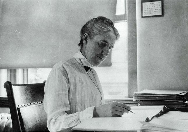 Henrietta Swan Leavitt; zdjęcie ze zbiorów Harvard College Observatory