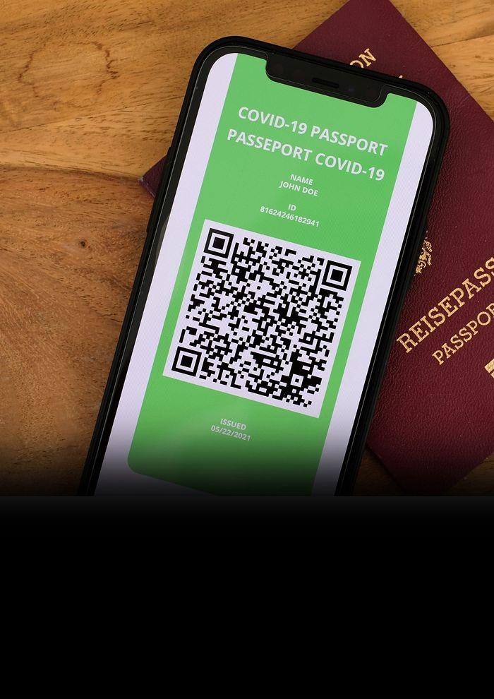 Jak pobrać paszport covidowy?