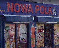 """Morderstwo w polskim sklepie. Brytyjczycy wstrząśnięci. """"To przerażające"""""""