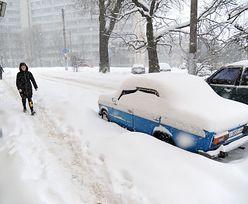 Śnieg zasypał mu dom. Wstrząsające, co zrobił Ukrainiec ze wsi Grybova Rudnya