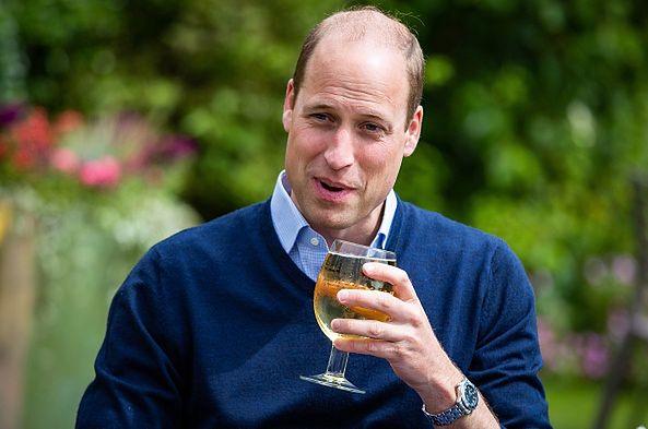 Co na to królowa Elżbieta?! Książę William wygrał w nietypowym rankingu