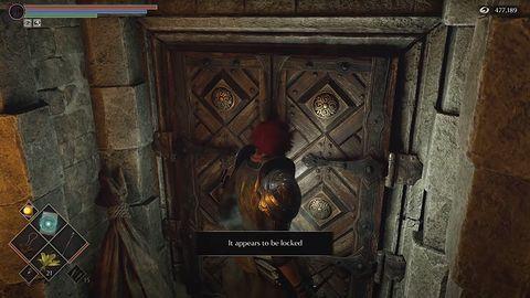 Sekretne drzwi w Demon's Souls zostały otwarte. A za nimi - śliczny pancerz