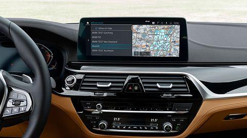 Android Auto w BMW. Zdalna aktualizacja iDrive trafia do ponad 750 tys. samochodów