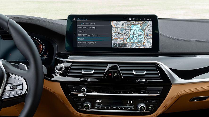 BMW aktualizuje system w samochodach, fot. materiały prasowe BMW