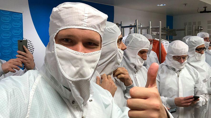 Jak z piasku powstają procesory. Fabryka Intela w Izraelu po raz pierwszy otworzyła nam drzwi!