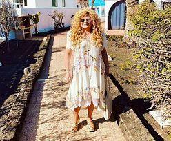 Magda Gessler wyjechała z Polski. Święta spędzi na rajskiej wyspie