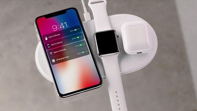Ładowarka Apple AirPower.