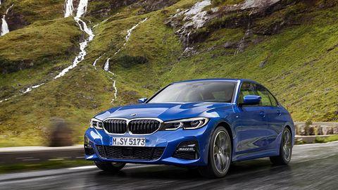 Oto zupełnie nowe BMW serii 3 – samochód naszpikowany technologią