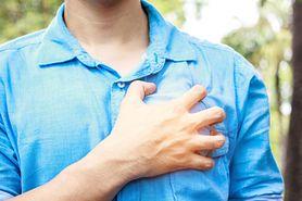 Nietypowe objawy chorego serca. Łatwo je przegapić