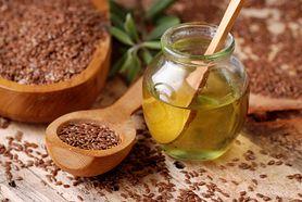 Olej lniany - wartości odżywcze i właściwości zdrowotne. Olej lniany na odchudzanie i nie tylko