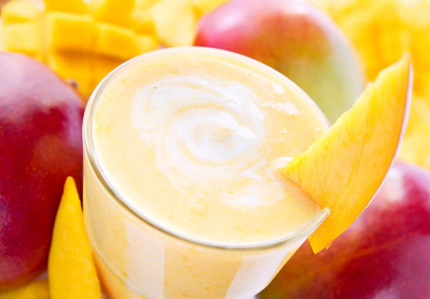 Mango zawiera cenny kwas glutaminowy