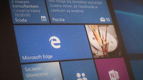 Microsoft Edge w Windows 10 po aktualizacji: nowe funkcje i poprawki