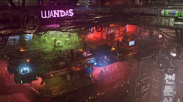 Cyberpunkowa miazga w co-opie. The Ascent jest obłędne na nowym trailerze - The Ascent
