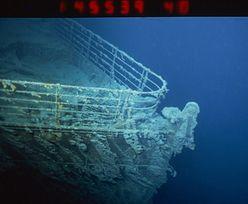 Ostatnia wiadomość z Titanica. Będą rozcinać jego kadłub