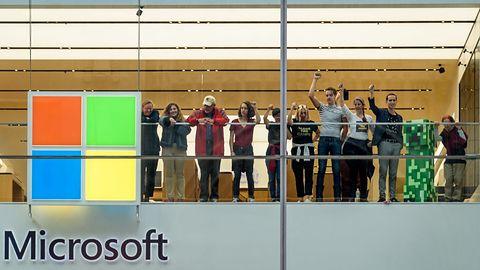 10 minut grozy. Microsoft odparł największy atak DDoS w historii