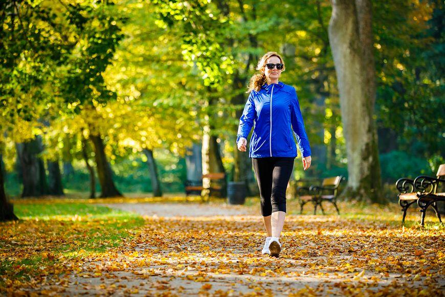 Niewielki nawet wysiłek, który dołożymy do codziennych aktywności dobrze wpłynie na samopoczucie