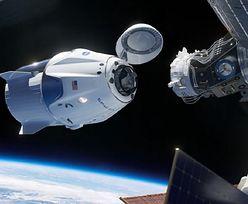 Historyczny sukces SpaceX i NASA. Patrzył na to cały świat. Są już na ISS