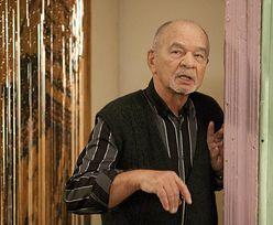 Grób Ryszarda Kotysa. Aktor doczekał się eleganckiego pomnika