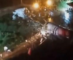 Katastrofa samolotu w Indiach. Rozbił się przy podejściu do lądowania