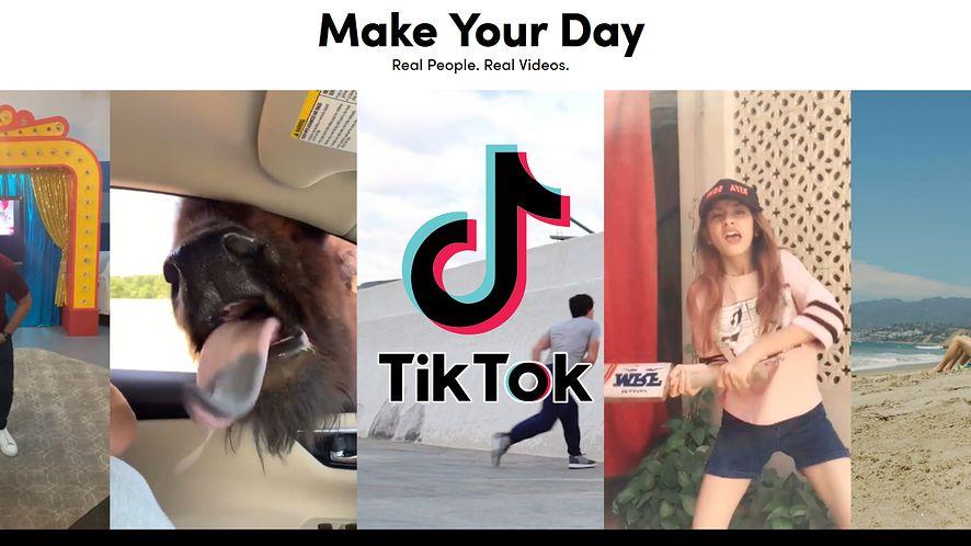 Marynarze i żołnierze USA nie mogą używać TikToka (fot. TikTok)