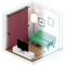 Planner 5D icon