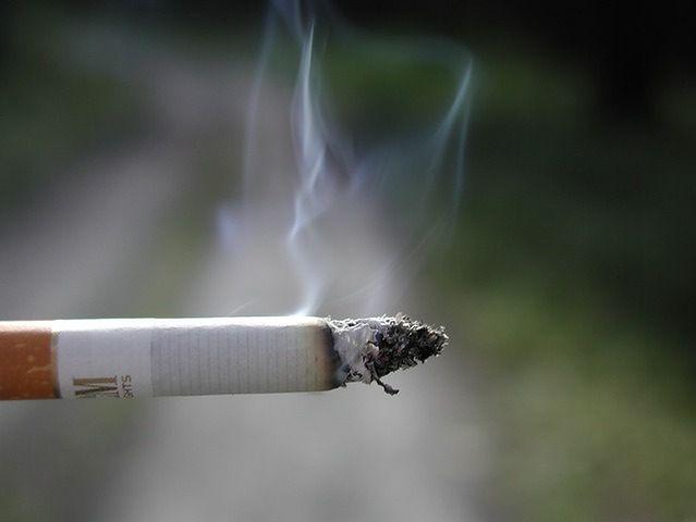 Unikaj dymu tytoniowego