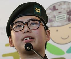 Wyrzucili ją z armii. Transpłciowa żołnierka nie żyje