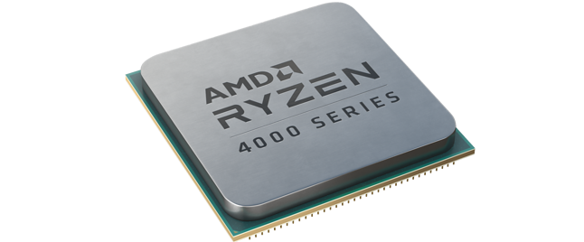 AMD Ryzen 4000 Series, fot. AMD