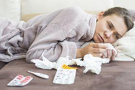 Infekcje układu oddechowego zwiększają ryzyko wystąpienia zawału serca nawet 17 razy
