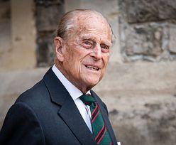 """99-letni książę Filip w szpitalu. """"Źle się poczuł"""""""