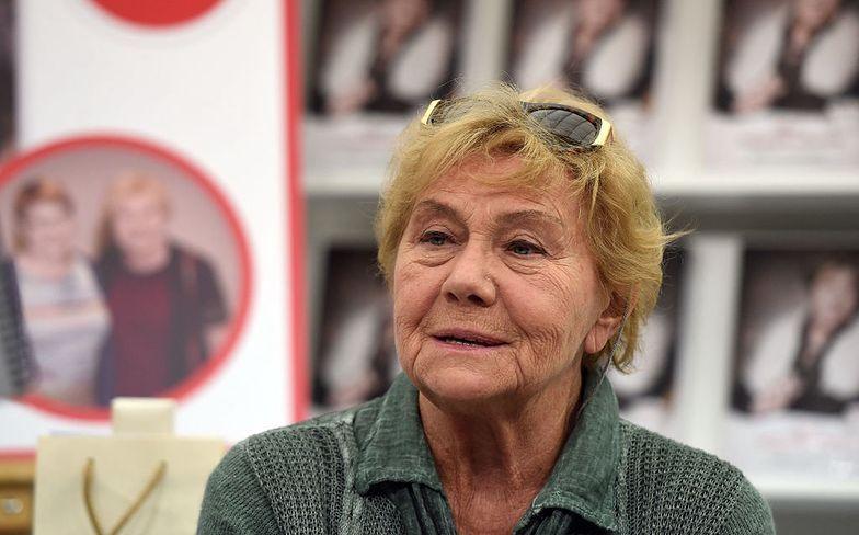 Teresa Lipowska wyrzucona z mieszkania. Znana aktorka ujawniła smutną historię