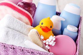 Akcesoria kąpielowe dla noworodka