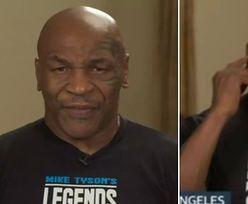 Mike Tyson przestraszył internautów. Teraz tłumaczy swoje zachowanie