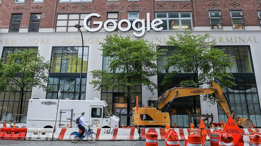 Google stawia na czystą energię