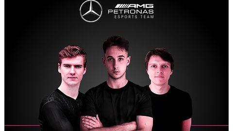 Zespół Mercedes-AMG Petronas Esports ogłasza skład kierowców na 2021 r.