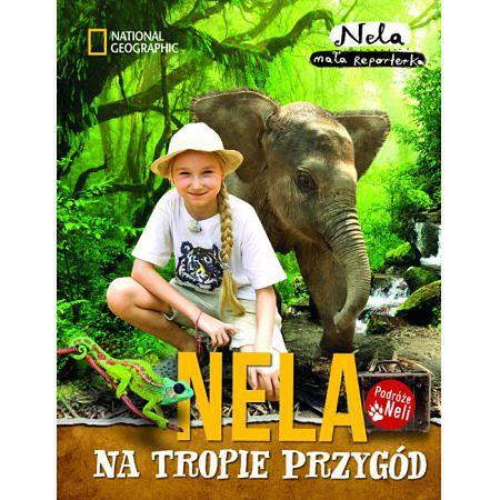 Książki Neli  - małej reporterki
