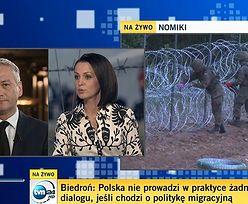 Rudnik upomniała Biedronia na antenie TVN24. Sama znalazła się w ogniu krytyki