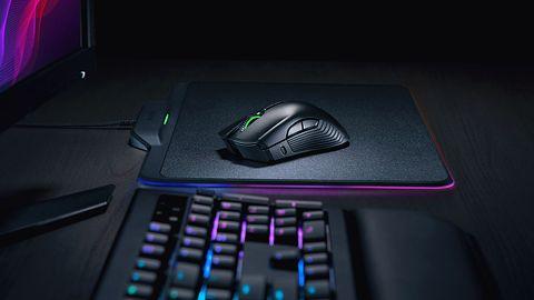 Razer stworzył bezprzewodową mysz dla graczy, która nie wymaga baterii