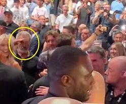 Mel Gibson przyłapany. Salutował Donaldowi Trumpowi