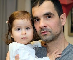 Tata chorej Niny załamany. Mówi, co się działo przed sklepem w Lublinie
