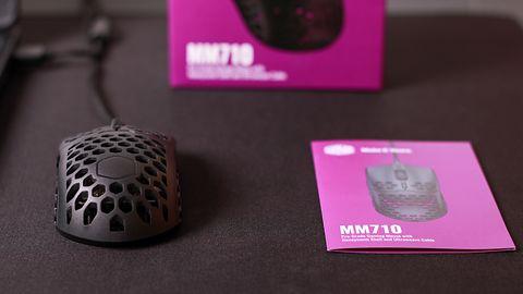 Cooler Master MM710 - test najlżejszej myszki na świecie