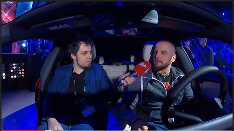 ESL One - to tym Mercedesem odjechał MVP Dota 2 - rozmawiamy w nim z zapalonym graczem