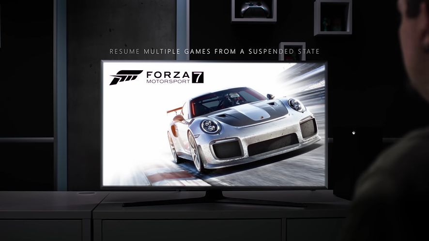 Xbox Series X: funkcja wznawiania wielu gier jednocześnie może być dużym przełomem, fot. Microsoft/Xbox